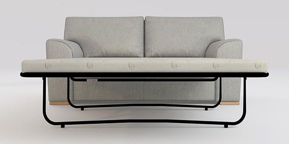 Buy Stamford Memory Foam Sofa Bed- Medium (2 People) Cosy ...