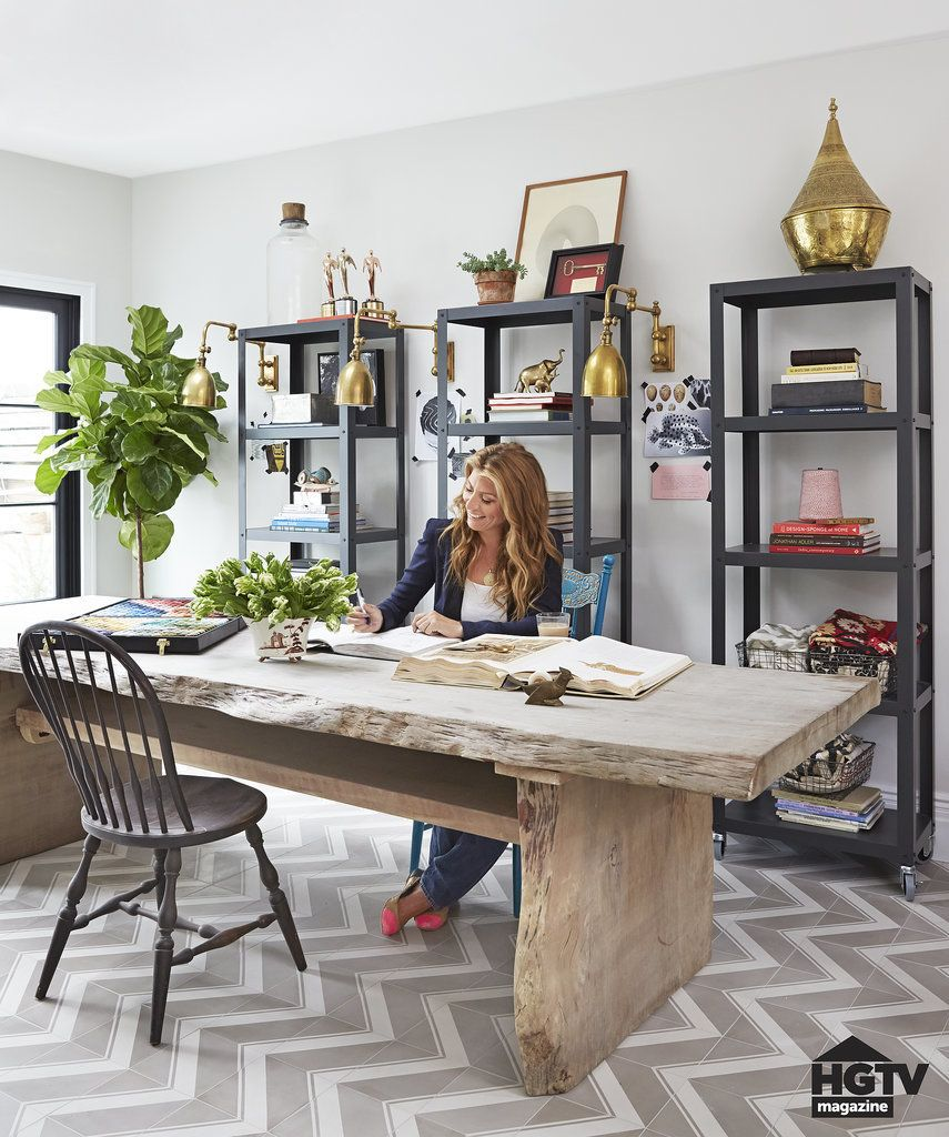 5 Daring Design Ideas From This Hgtv Star 39 S Home New York Offices And Hgtv Star