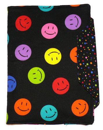 Happy Faces and Dots Kindle Nook or IPAD by DeloresCreations, $20.00    #Happy