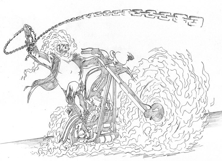 Ghost Rider Coloring Pages Detailed Coloring Pages Toy Story Coloring Pages Coloring Pages