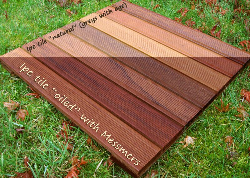 Ipe Oil Deck Finishes Wood Deck Natural Wood Finish