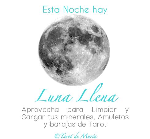 Limpiar Y Cargar Piedras Y Amuletos Tarot De María Ritual Luna Llena Luna Llena Piedras Y Cristales