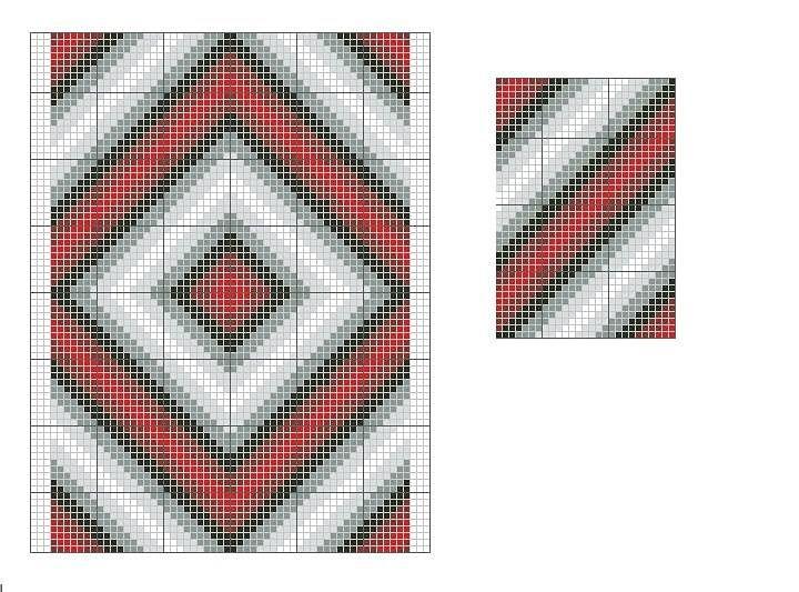 Ravelry: C2C Illusion Blanket pattern by Trish Smith | Crochet ...