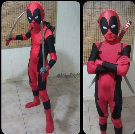 cool kids deadpool costume buy cheap costumes