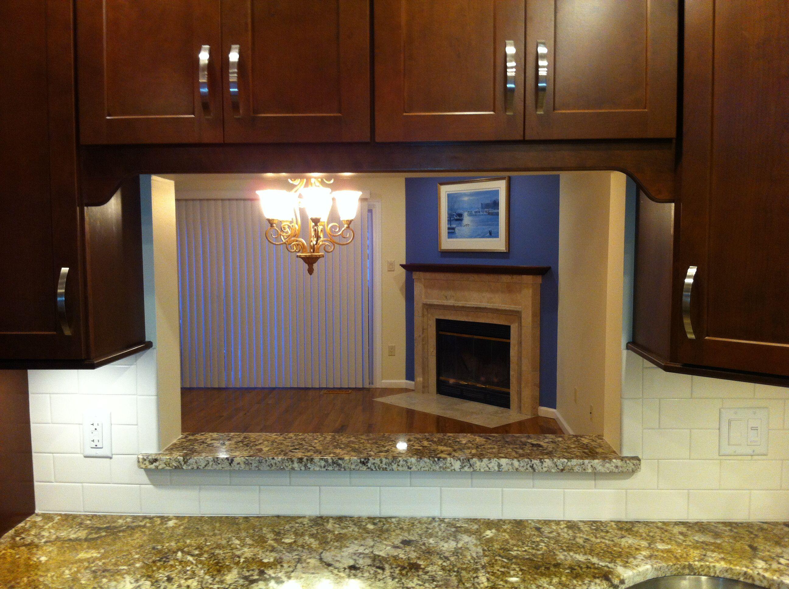 Triplejcontractors.com  410-908-2057.  Ron Brown  townhouse  kitchen
