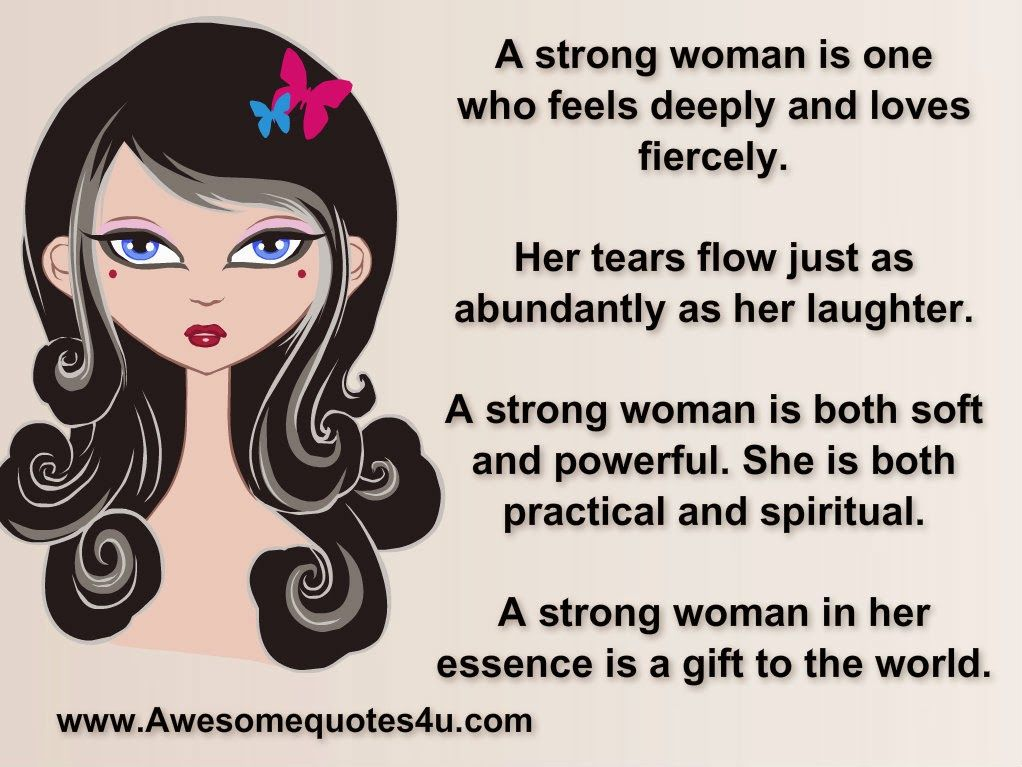 quotes about strong women | strong woman is one who | images