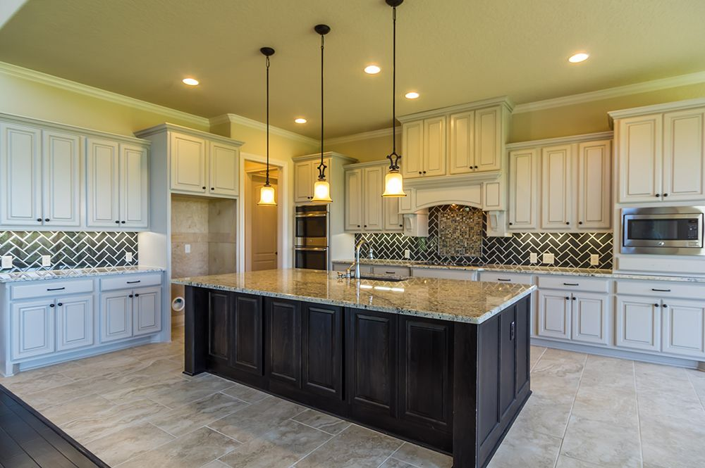 Perry Homes Design 4888s Gourmet Kitchen Home New Home Builders Perry Homes