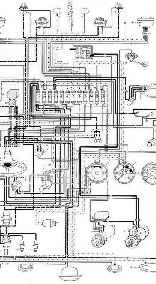 Wiring Diagram For Inverter At Home Schaltplan Chevy Toyota