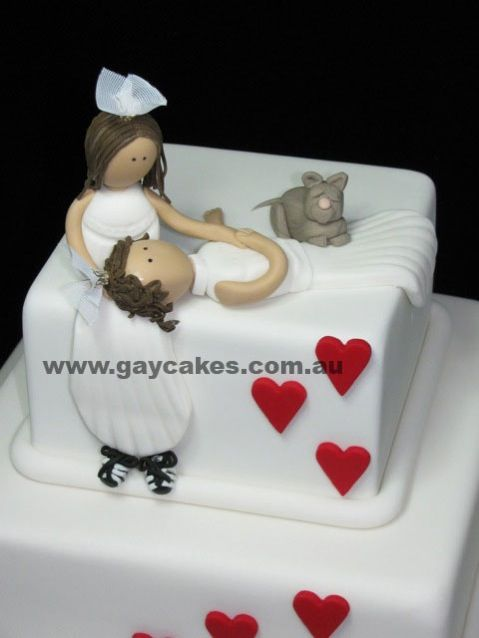 gay wedding cake topper weddings images wedding cake toppers 4456