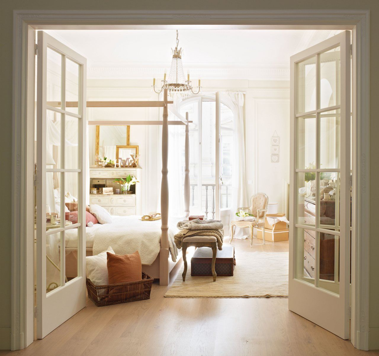 dormitorio revista el mueble home sweet home pinterest