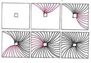 Art In A Box Zentangles Zentangle Patterns Easy Zentangle Patterns Zentangle Drawings