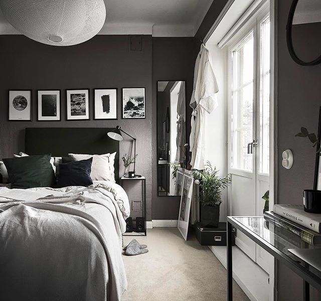 pin von ksenia kezber auf scandinavian pinterest schlafzimmer renovierung und einrichten. Black Bedroom Furniture Sets. Home Design Ideas