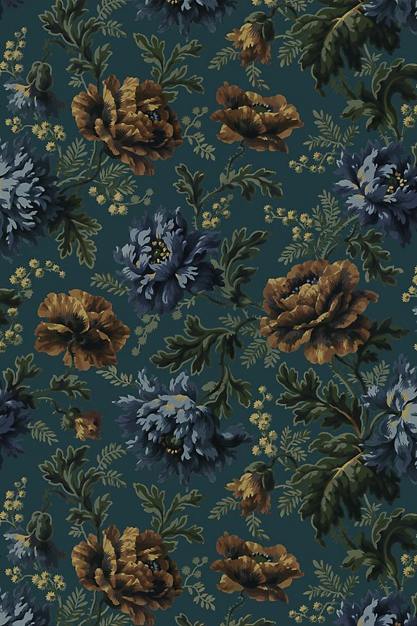 House of Hackney Opia Wallpaper
