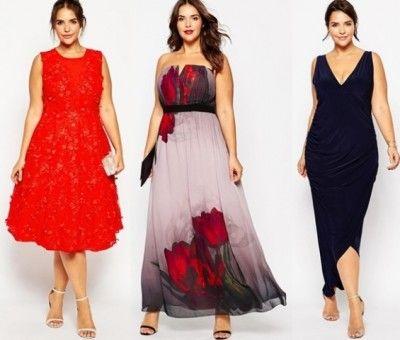 Svecane Haljine Za Punije Dame Plus Size Maxi Dresses Special