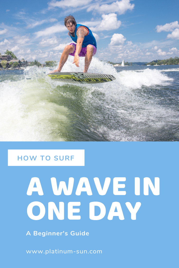 How To Surf A Wave In One Day Common Beginner Mistakes Surfing Surfing Waves Vacation Trips