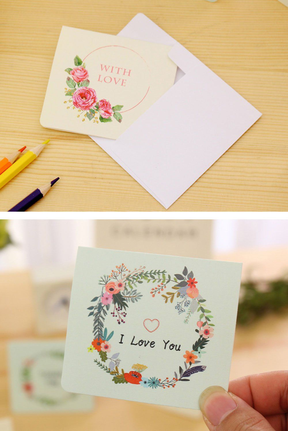Floral Wreath Cards Girl Boss Boutique Shop Pinterest Products