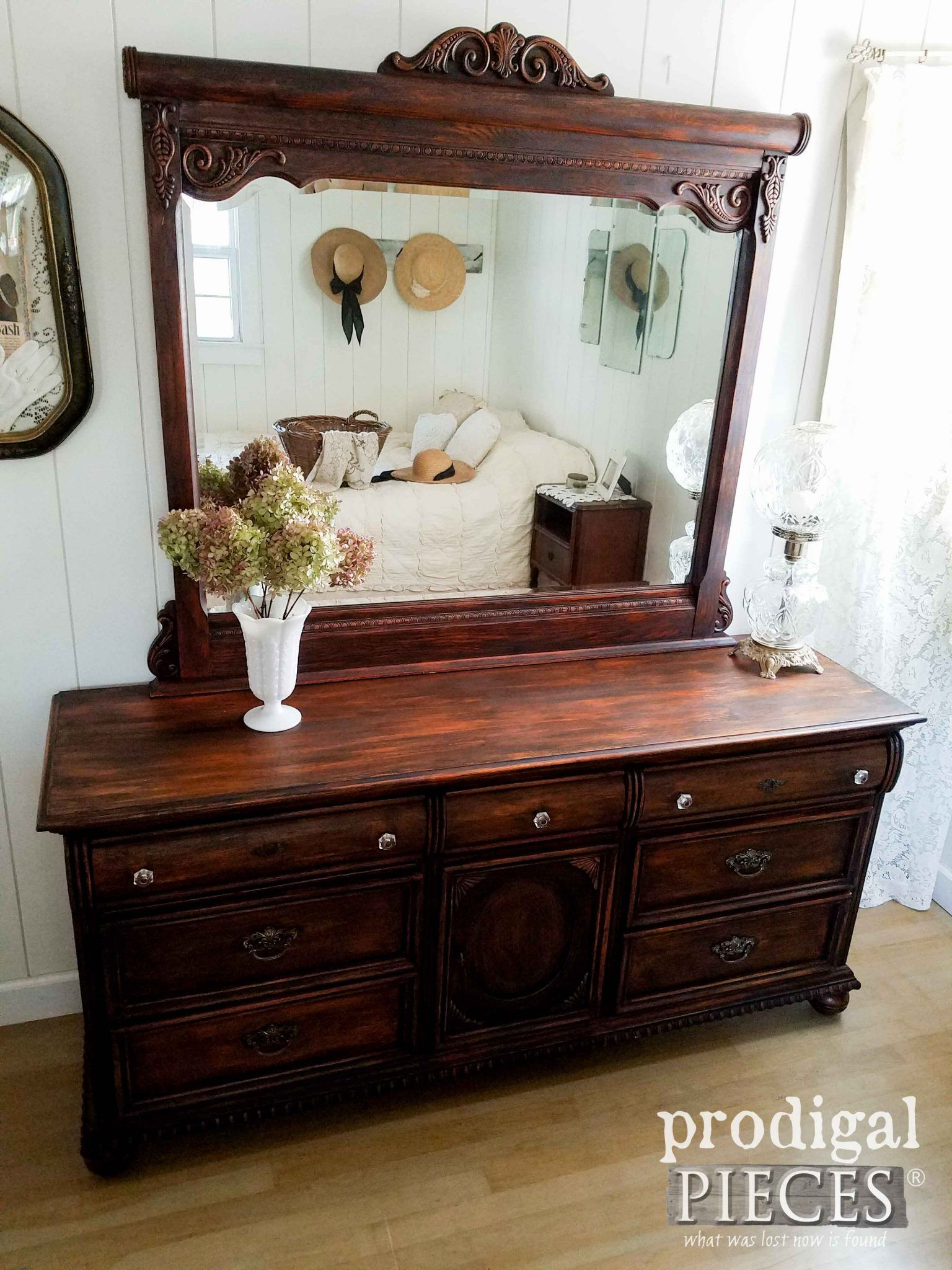 Updated furniture the easy way victorian dressers dresser and