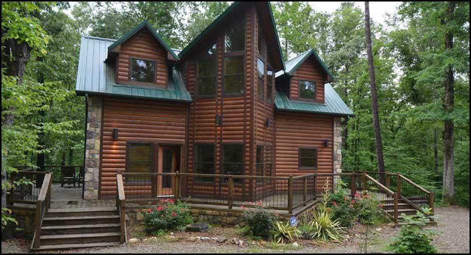 Dream time retreat cabin house entrance cabin rentals