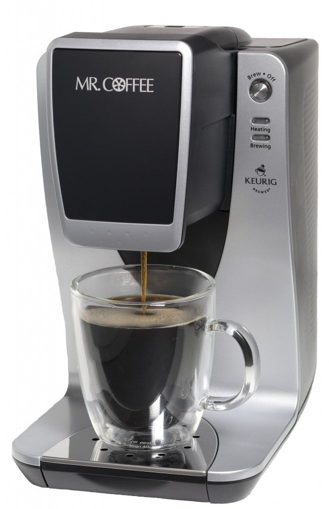 Mr Coffee K Cup Coffee Maker To Start Their Single Serve Brewer