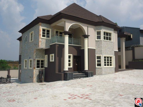 Image gallery nigerian houses for Beautiful house designs in nigeria