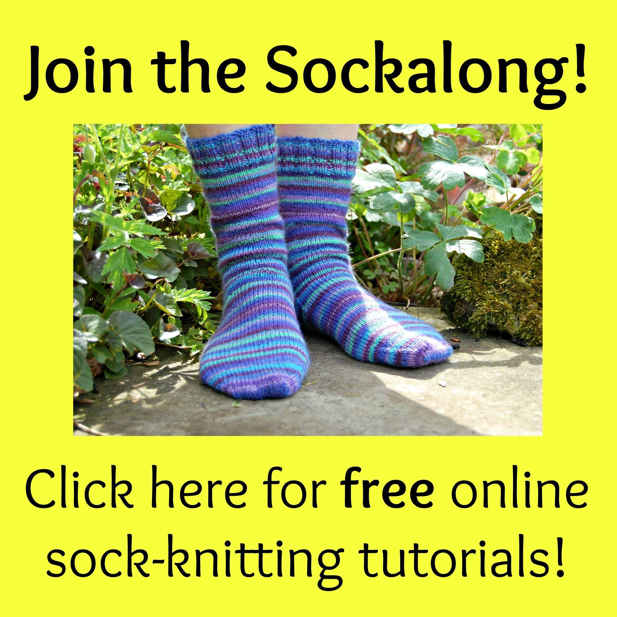 All The Winwick Mum Sockalong Tutorials In One Place Www Winwickmum Blogspot Com P Sockalong Html Sock Knitting Patterns Sock Patterns Knitting Socks
