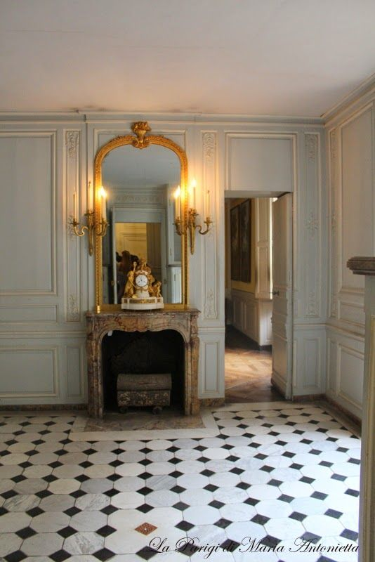 La parigi di maria antonietta versailles secret parte 2 for Appartamenti di design