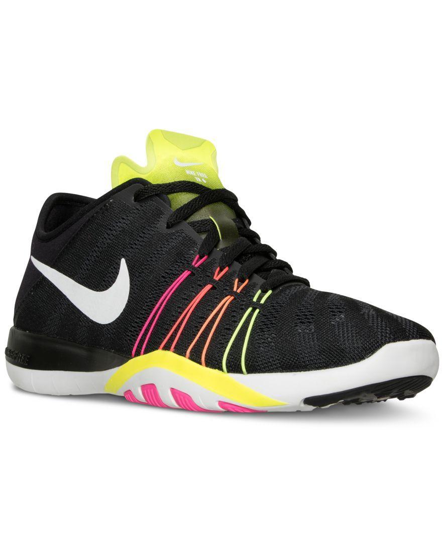 b8797c6c6b6e Nike Women s Free Tr 6 Ultd Training Sneakers from Finish Line ...