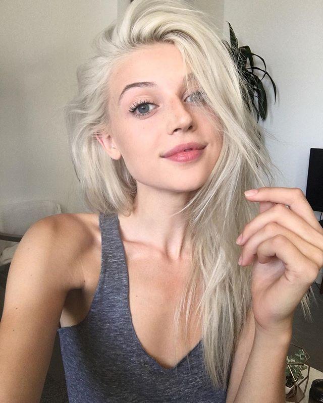 Best 25+ Pale Skin Blonde Hair Ideas On Pinterest