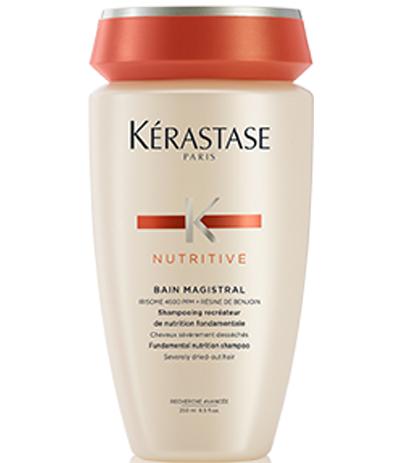 Kérastase Nutritive Bain Magistral #kerastase @kerastase_ES   Champú creador de nutrición fundamental para los cabellos severamente resecos.