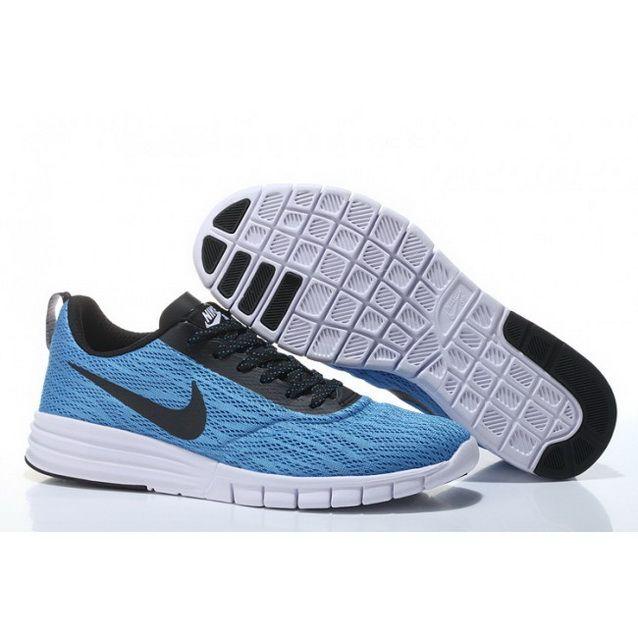 Mens Nike SB Paul Rodriguez 9 Blue Black Shoes