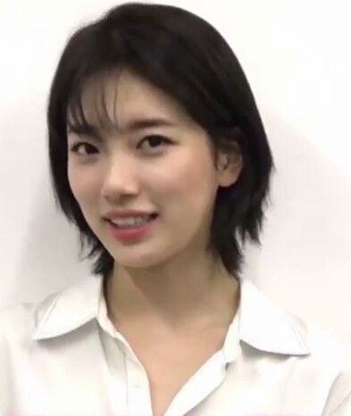 Bae Suzy 2017 Short Hair