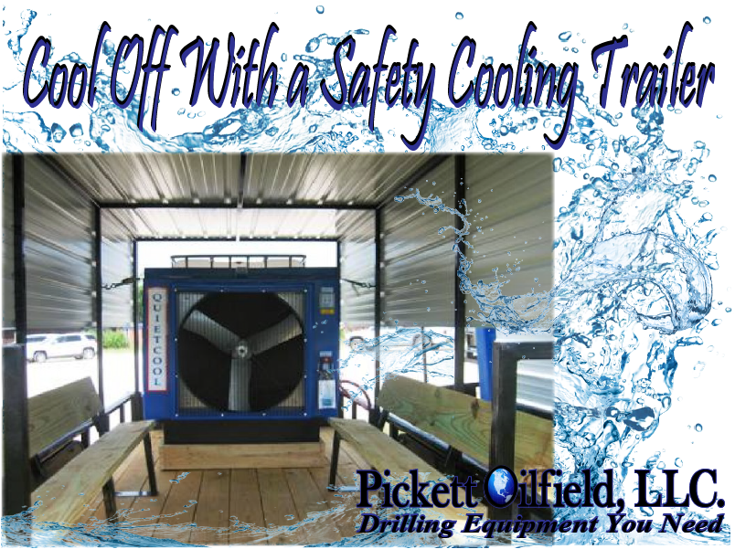 Cool Off This Summer With A Safety Cooling Trailer From Pickett