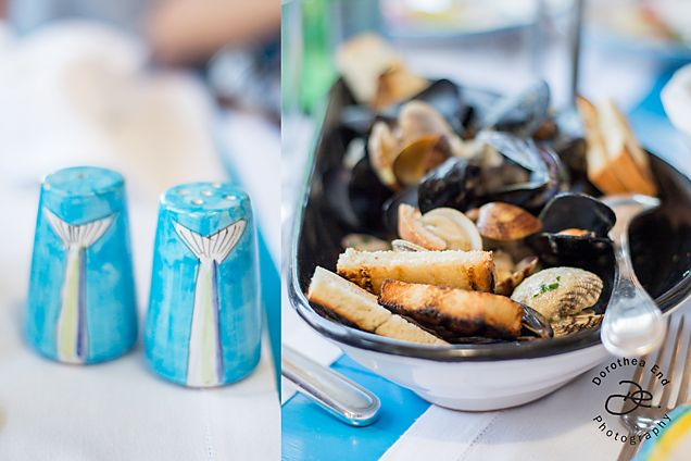 Dorothea End | mediterranean mussles capri style