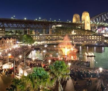 Surroundings The Rocks At 5 Star Hotel Park Hyatt Sydney This S Address Is 7 Hickson Road And Have 155 Rooms