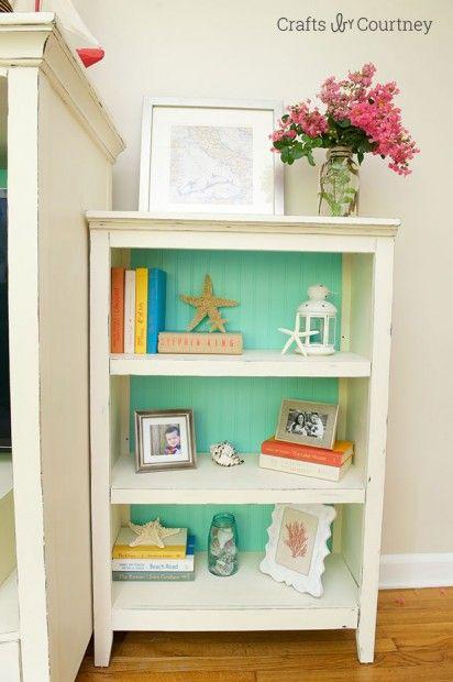 Bookcase makeover!