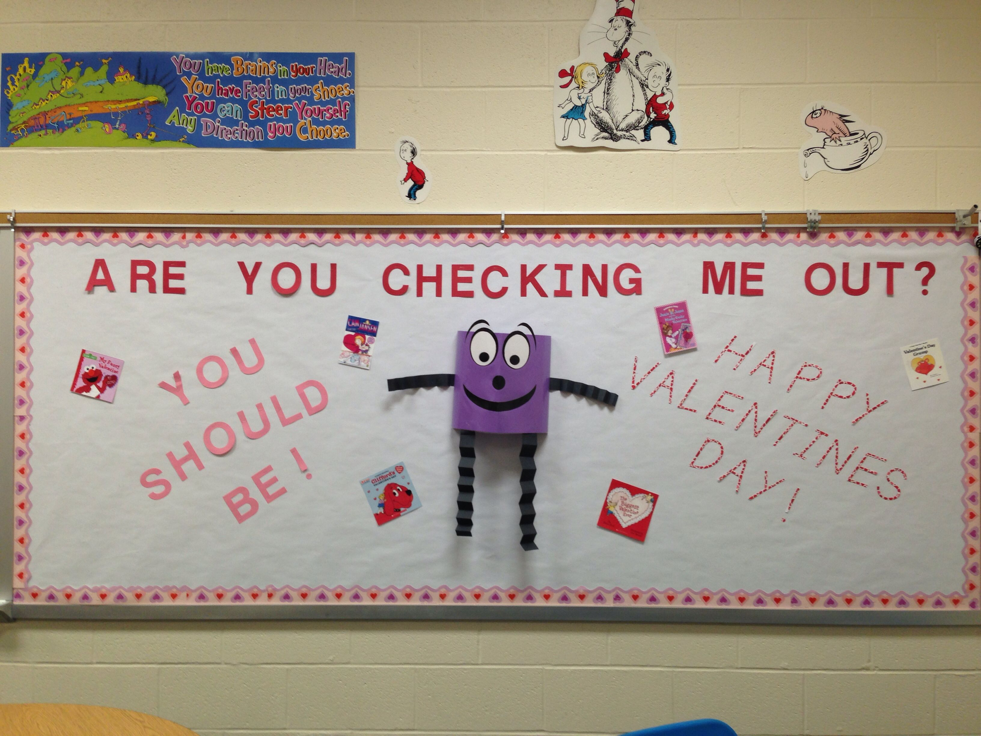 valentines day bulletin board ideas for infants