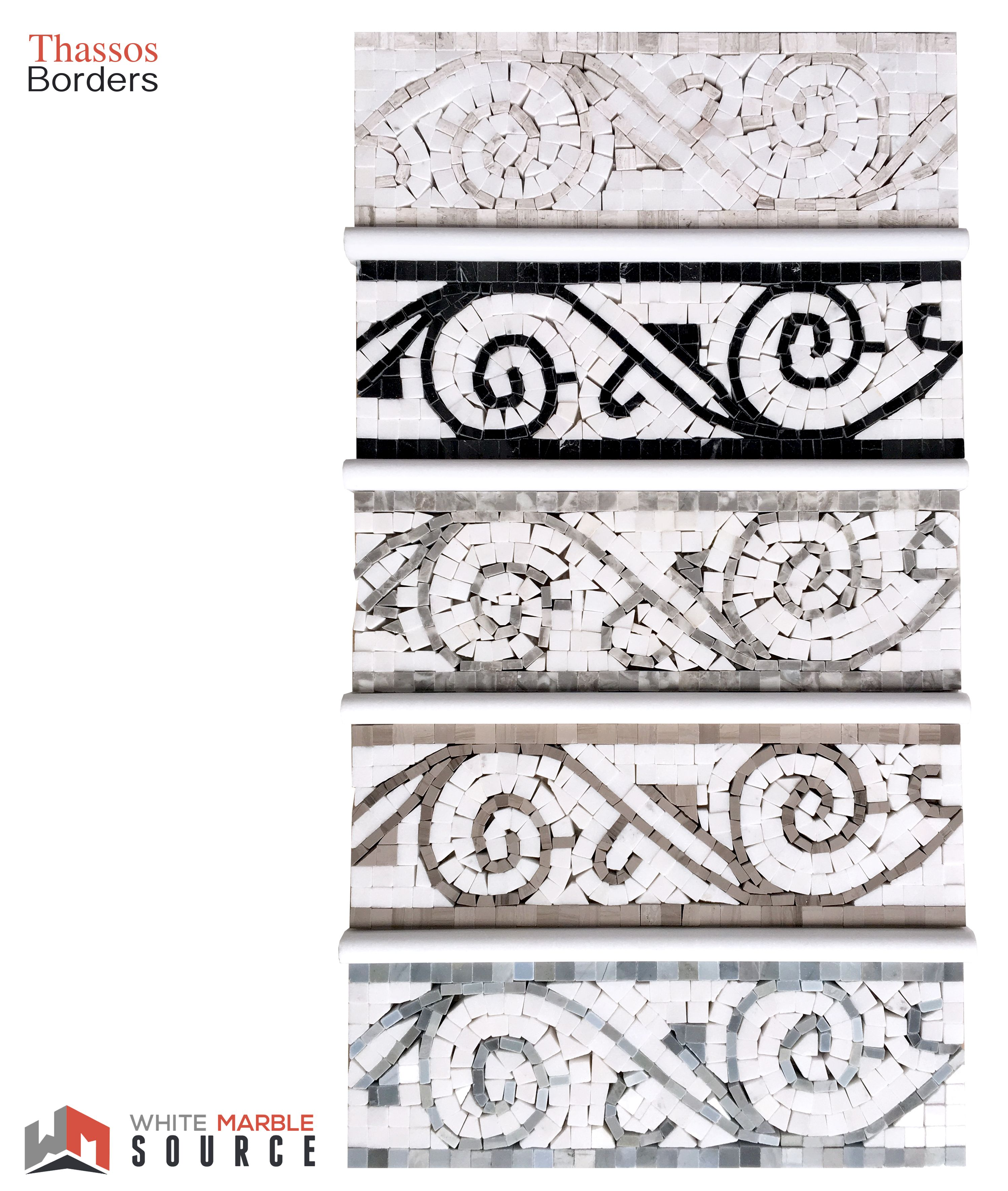 Finally, our new Thassos products are killing it as always! 😏  #white #marble #interior #design #mosaics #tiles #slabs #countertops #tilewholesaler #luxury #bathroom #kitchen #remodeling #ideas #fabulous #homedecor