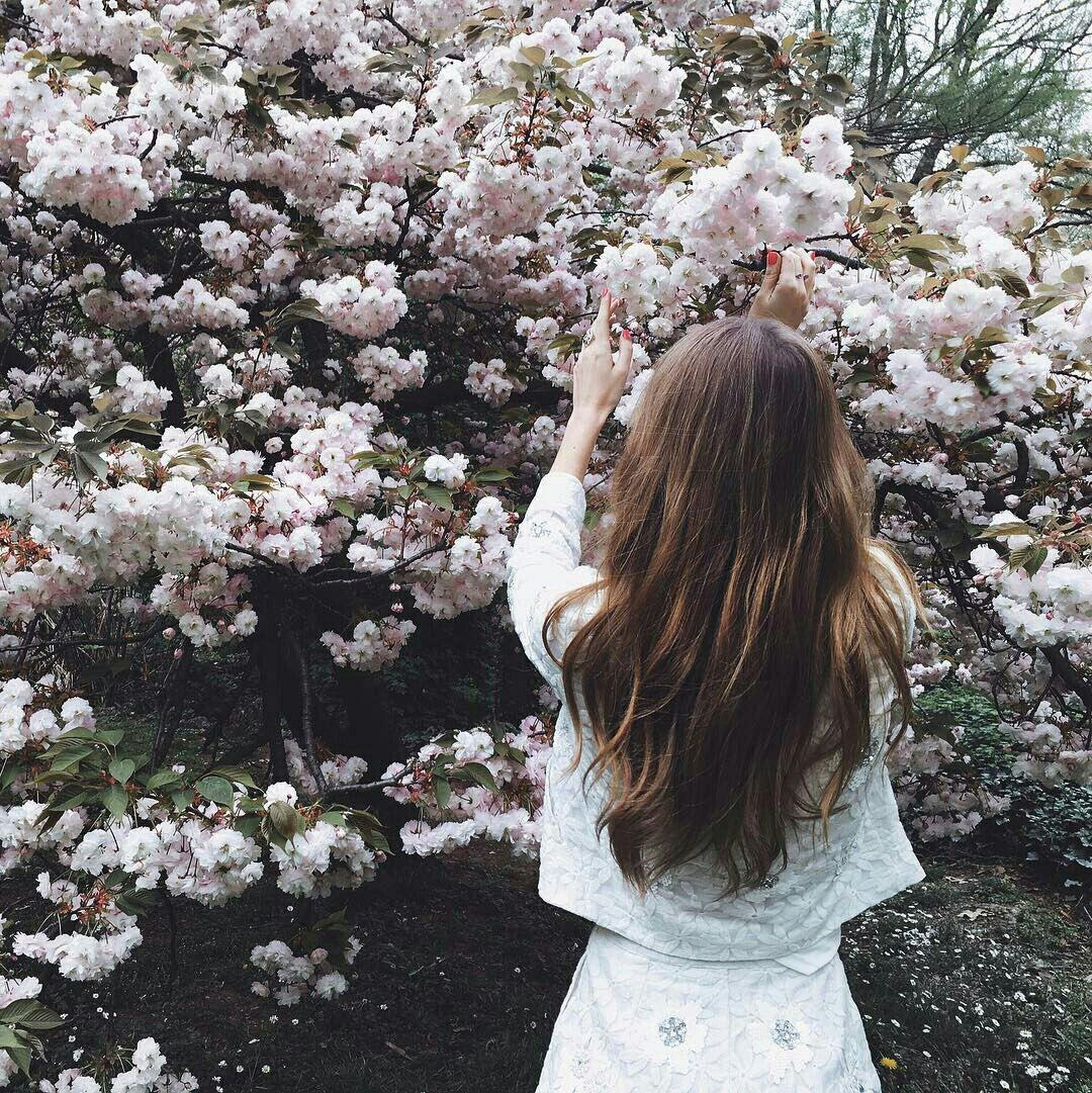 этом весна фото на аву без лица бесплатные
