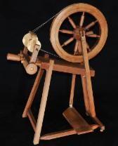 Stauferland spinnrad Spinnräder - Inspiration Holz