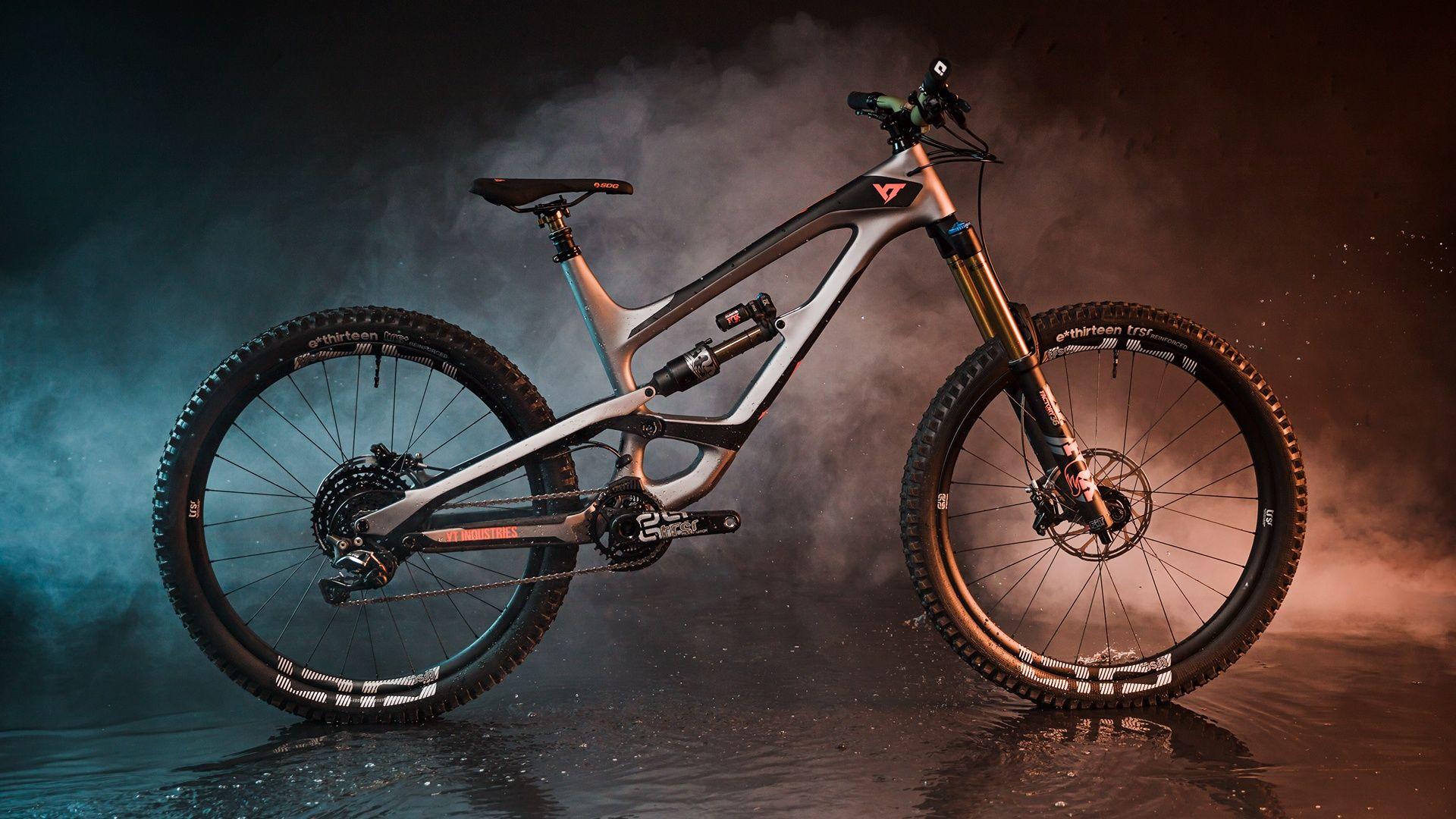 Dirt 100 2018 The Best Enduro Bikes Bicycle Bicycle
