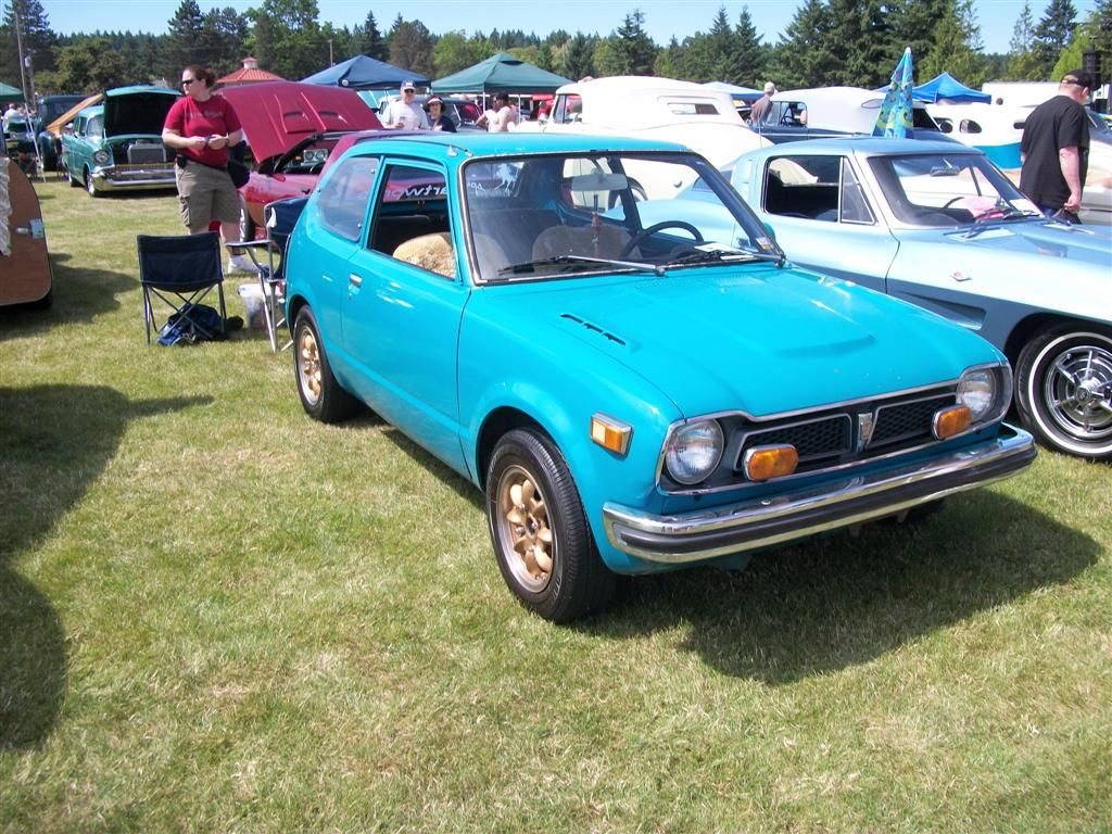 this was my first car 1976 honda civic except mine was a rh pinterest com 1972 Honda Civic 1979 Honda Civic
