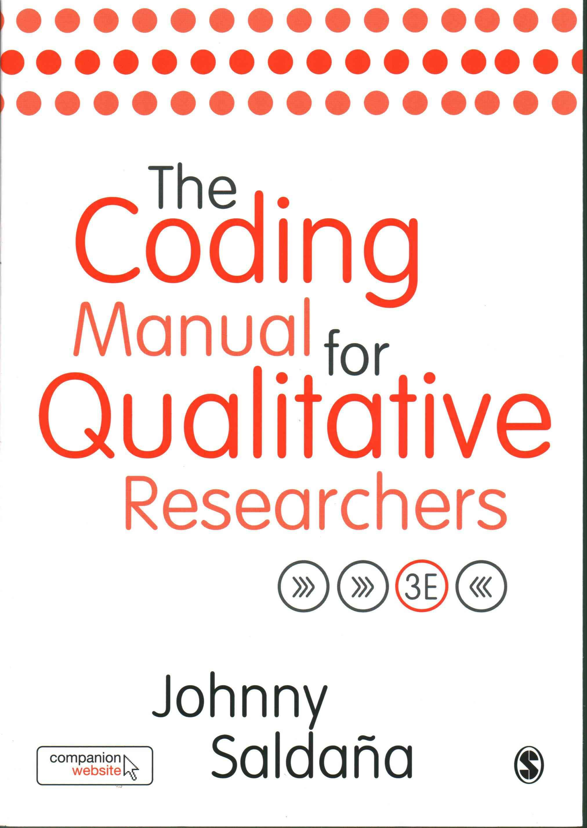 The Coding Manual for Qualitative Researchers, Green