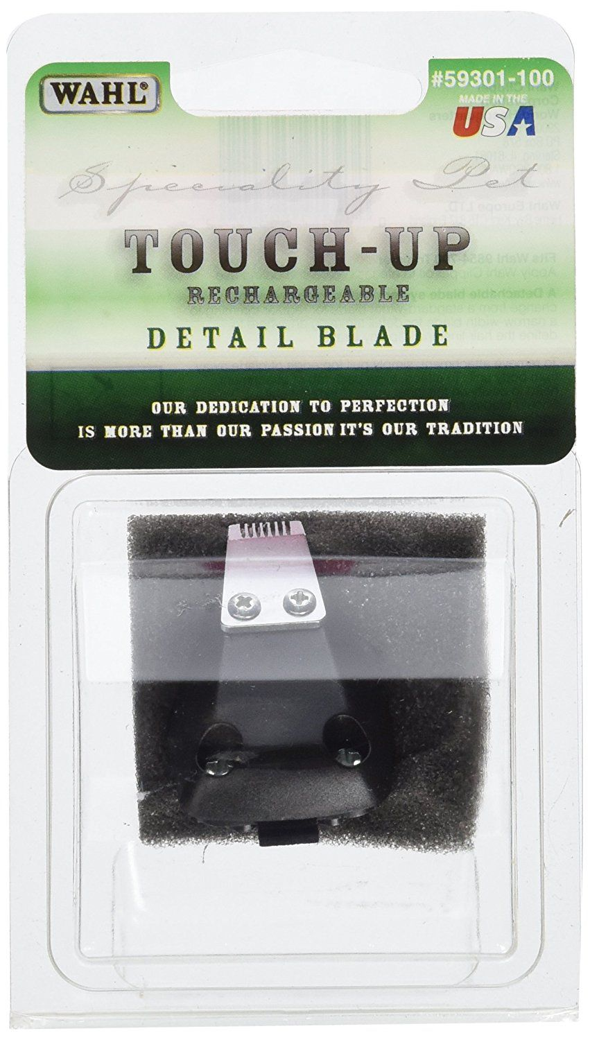 Wahl 59301-100 Touch Up Trimmer Xfine