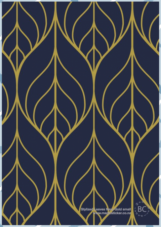 Removable Wallpaper Peel And Stick Wallpaper Leaf Wal Nativity Diy How To Make Leaf Peel Removable Sti Navy Wallpaper Art Deco Wallpaper Leaf Wallpaper