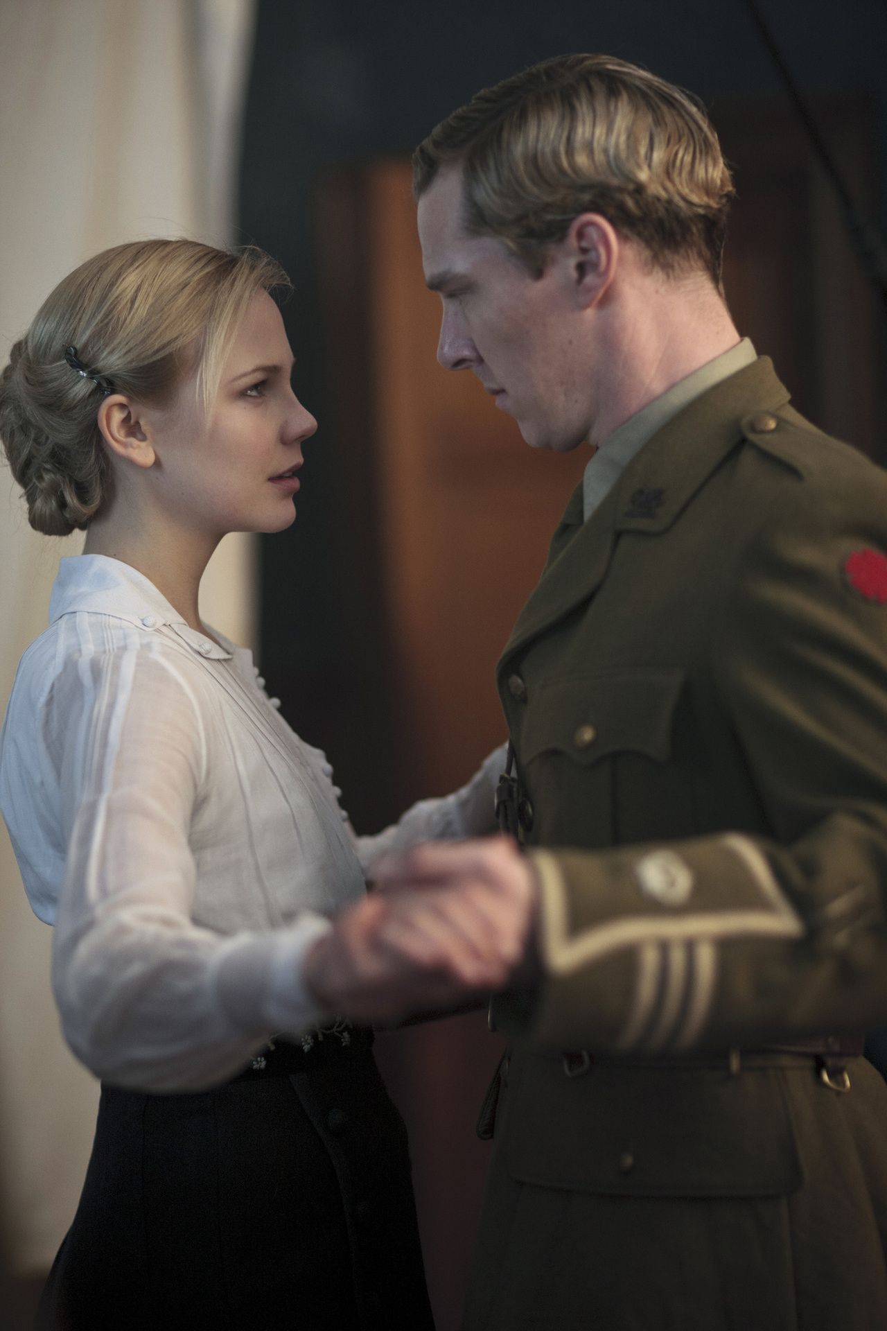 Tv Fix Adelaide Get Your Downton Fix On Hbo 39s Parade Cumberbatch