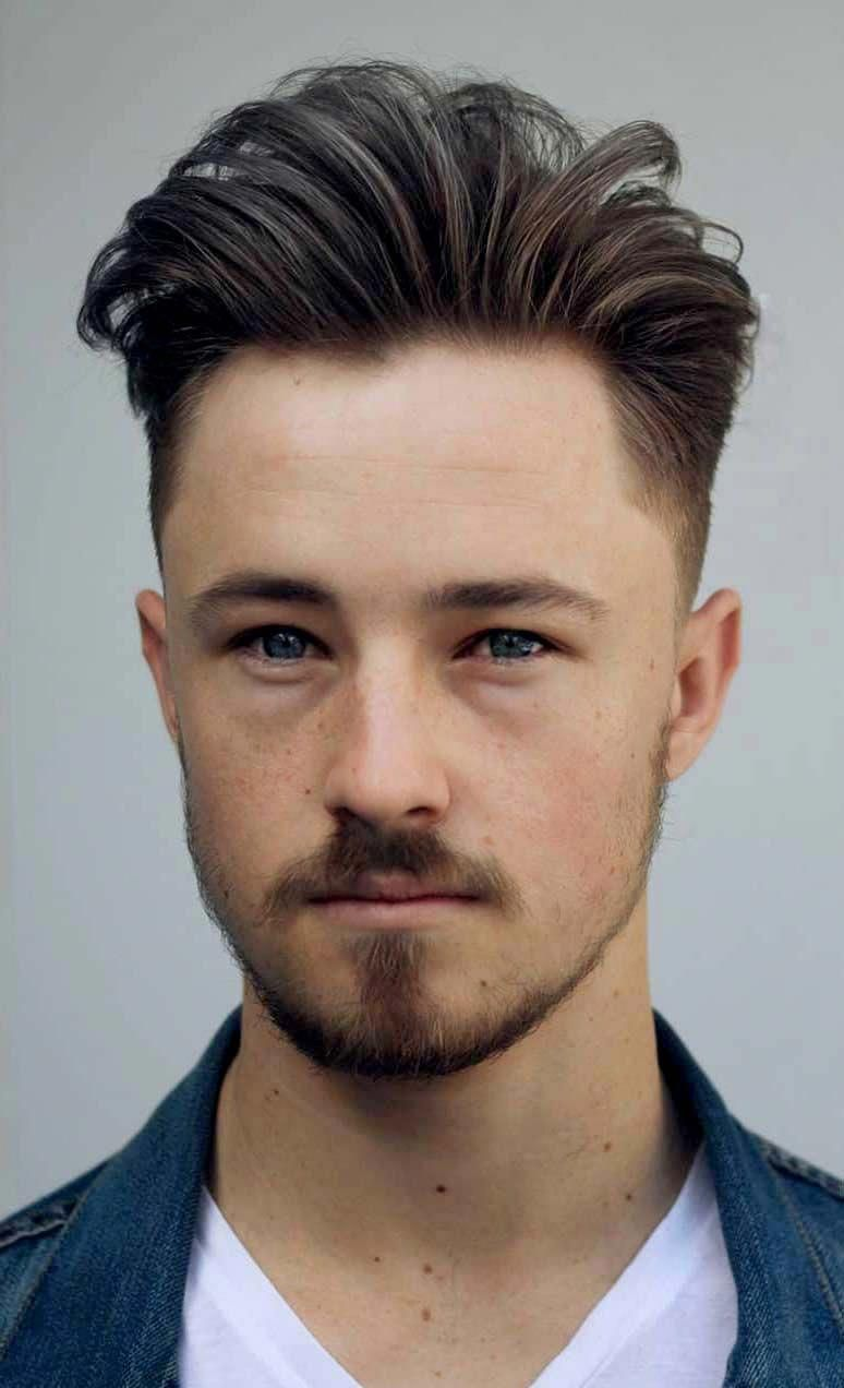 70 Stylish Undercut Hairstyle Variations A Complete Guide Mens