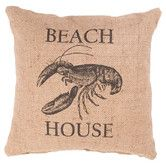 Found it at Joss & Main - Lobster Pillow