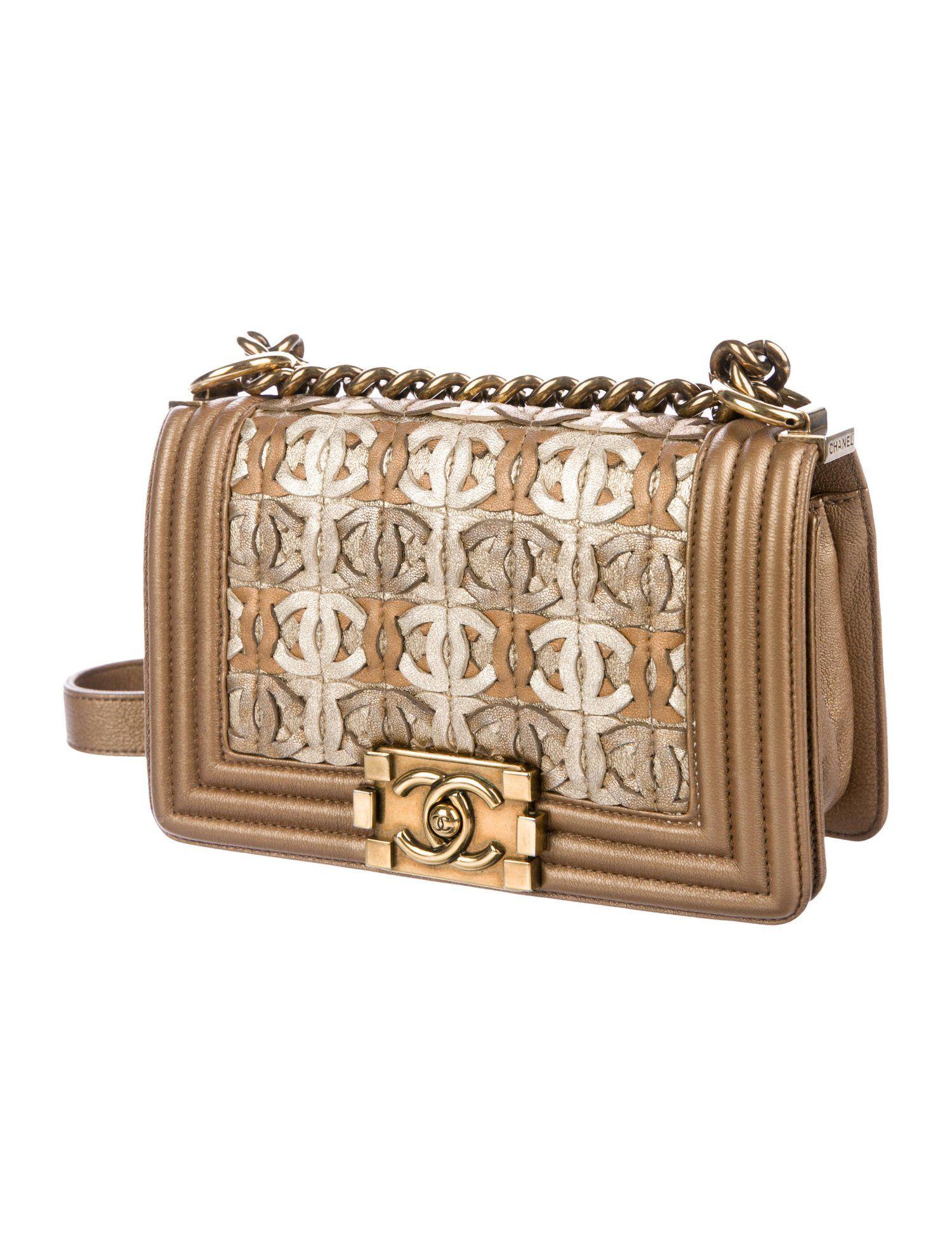 53585022e0702 Chanel Paris-Dubai Small Boy Bag - Handbags - CHA270357