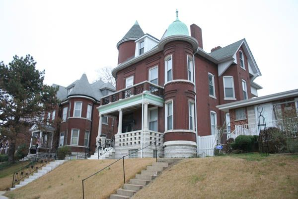 Built St Louis Architecture Of The South Side Carondelet Architecture Historic Homes Victorian Homes