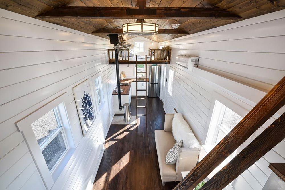 Custom Loft Edition by Mint Tiny Homes   Tiny houses, Lofts and House